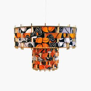 luminaire lampe suspension wax