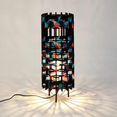 luminaire, lampe à poser wax