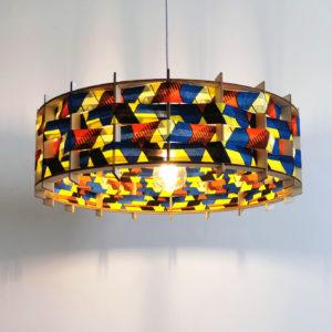 luminaire lampe à poser wax